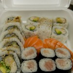Sushi comes to the Grassroots Lounge