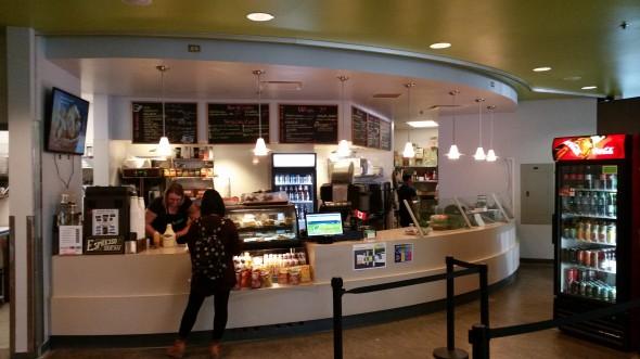 The Grassroots cafe (Joseph Keller)