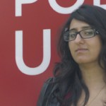 Arzo Ansary, women&#039;s constituency representative for the Kwantlen Student Association. (Jeff Groat/The Runner)