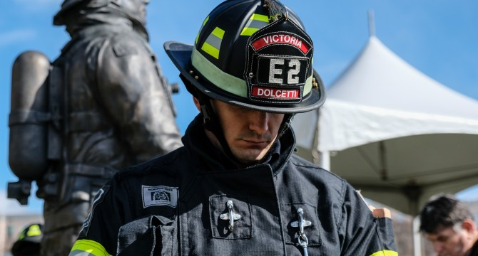 BC  pays tribute to fallen Firefighters
