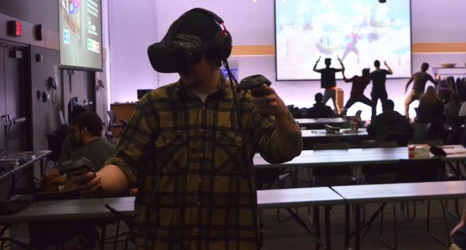 Kwantlen Gaming Guild Multiplayer Madness (1) - Braden Klassen