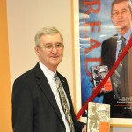 Kwantlen Polytechnic University's president, John McKendry. (Photo courtesy Kwantlen)