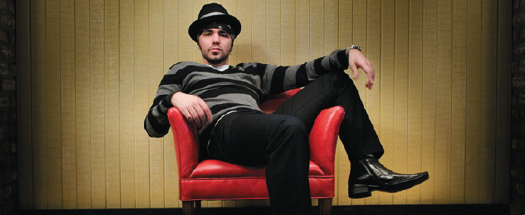 Canadian rocker Hawksley Workman [Photo courtesy: Hawksley Workman]