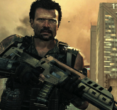 A scene from Black Ops 2