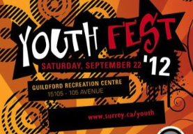 Surrey to host annual Youth Fest on Sept. 22