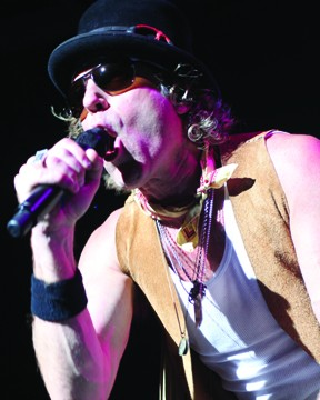 Big Kenny brought his southern drawl and Virginia vocals to the AESC as one half of Big & Rich. Photo by Jacob Zinn.