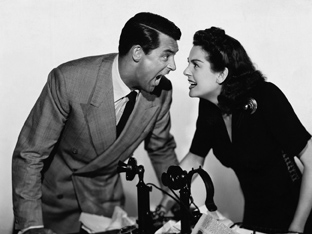 His Girl Friday is one of many classic newspaper films being screened this weekend at Vancity Theatre. PHOTO COURTESY OF VANCITY THEATRE PRESS RELEASE.