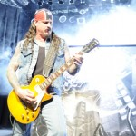 Iced Earth's  Jon Schaffer (Jacob Zinn/The Runner)