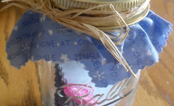 Memory jars are just one of many gift ideas that are meaningful and cost-effective. anniehp/flickr