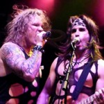 Steel Panther comes back to revive hair metal. Sezzles/Flickr