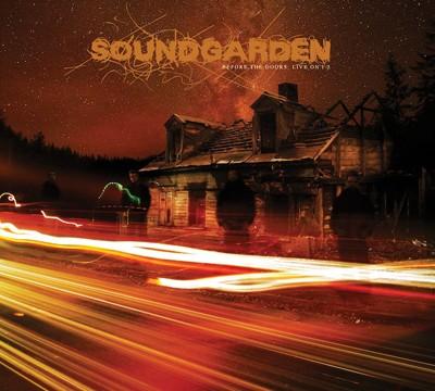 Soundgarden's Before The Doors, Live.
