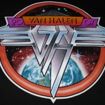 Van Halen tour tee from the band's 2007 tour. BUCKLAVA/FLICKR