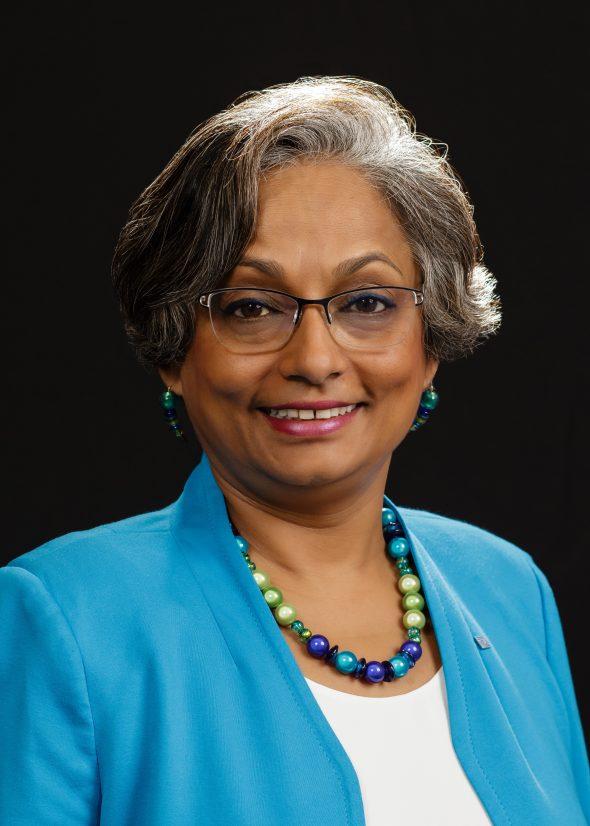 Nobina Robinson, CEO, Polytechnics Canada. (Jana Chytilova)