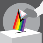 Proud2Vote gives the 2SLGBTQ+ community a political voice
